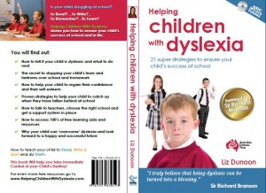 Helping Children With Dyslexia Book Cover