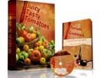 How To Grow Juicy Tasty Tomatoes Books and Cd