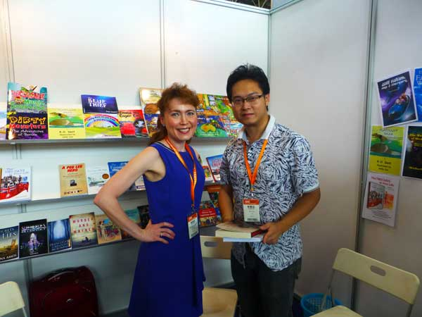 Fiction-publisher