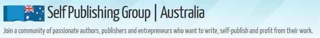 Australian Self Publishing Group Logo
